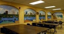 Employee cafeteria - Amerijet