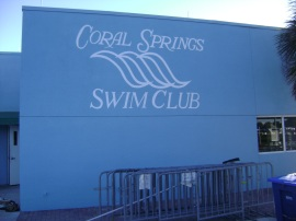 Swim Club - Coral Springs, FL