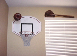 Boy's room sports