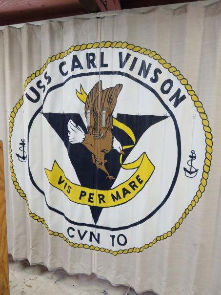 Navy-ship-emblem-mural