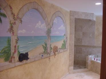 seaside-bathroom-mural