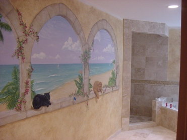 seaside-bathroom-mural