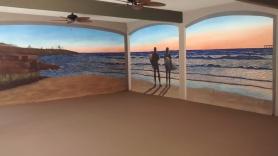sunset-beach-mural