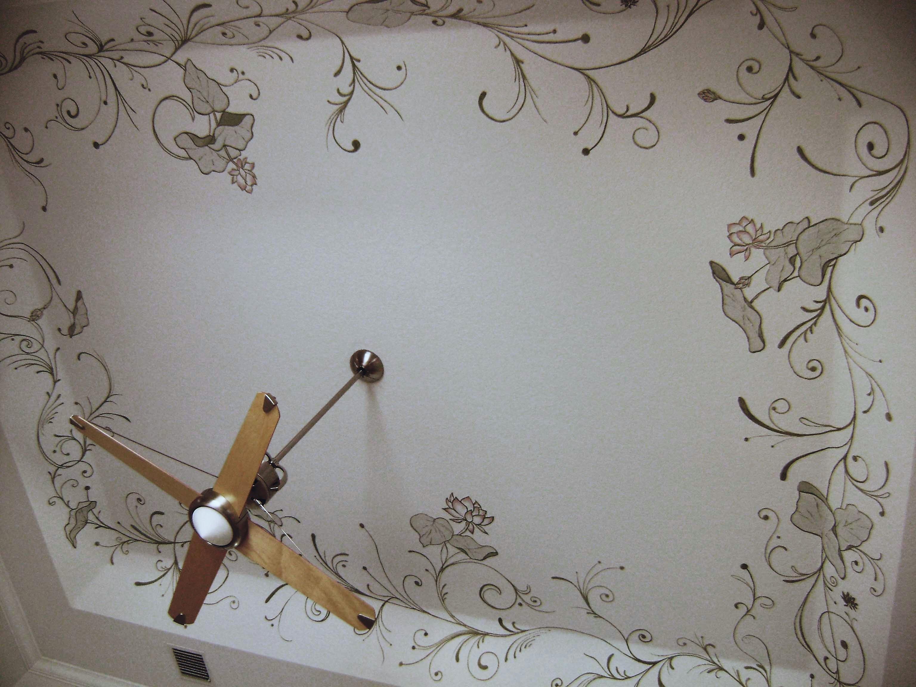 Ceilings Art By Beata San Diego Muralist