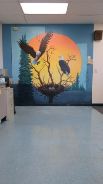 Volunteer room at Euclid Elementary in San Diego - https://www.sandiegounified.org/schools/euclid