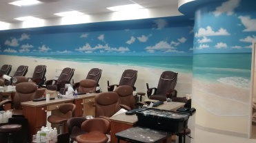 San-Diego-muralist-fine-art-beauty-salon-beach-ocean-mural-artist-Art-by-Beata