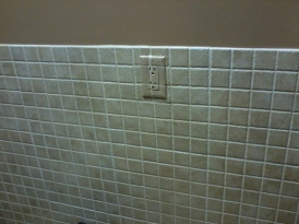 San-Diego-faux-finish-outlet-covers-travertine-tiles-marbling-glazing-Art-by-Beata